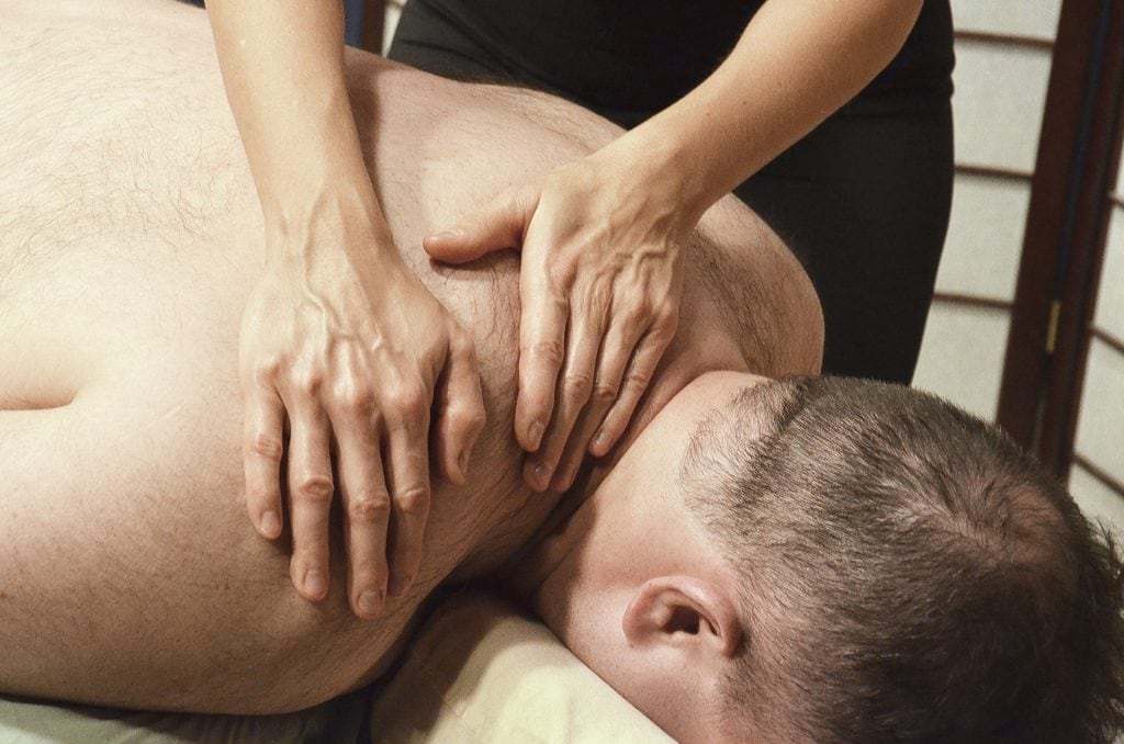 Курсы спортивного массажа